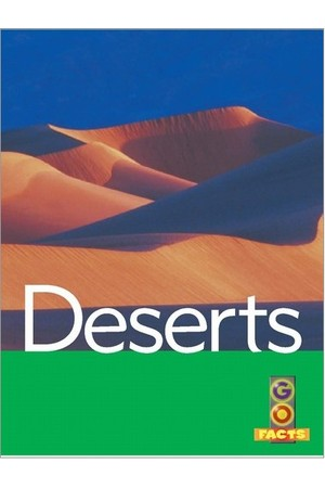 Go Facts - Natural Environments: Deserts