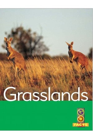 Go Facts - Natural Environments: Grasslands