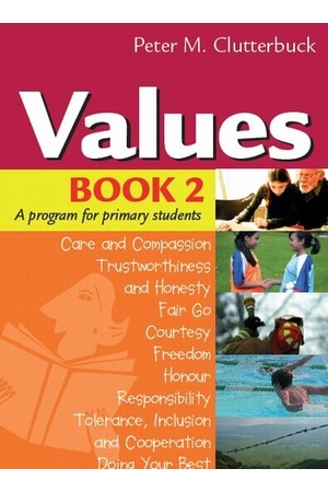 Values - Book 2