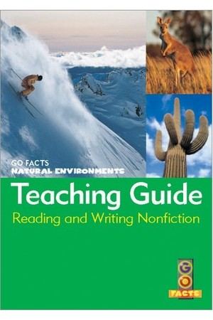 Go Facts - Natural Environments: Teaching Guide