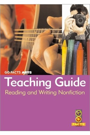 Go Facts - The Arts: Teaching Guide