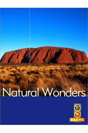 Go Facts - Wonders: Natural Wonders