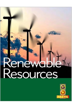 Go Facts - Natural Resources: Renewable Resources