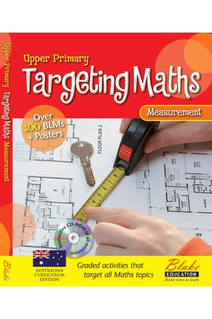 Targeting Maths - Teacher Resource Books: Upper Primary - Measurement