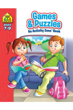 School Zone Games & Puzzles