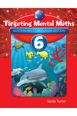 Targeting Maths Australian Curriculum Edition - Mental Maths: Year 6