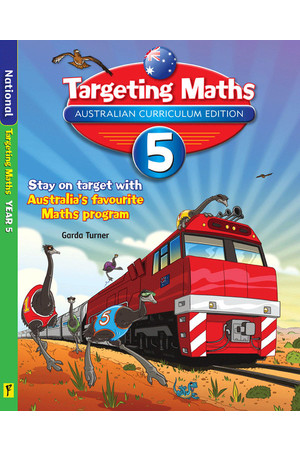 Targeting Maths Australian Curriculum Edition - Student Book: Year 5