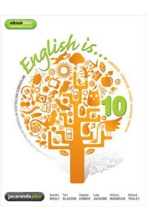 English Is... English for the Australian Curriculum Year 10 - Print & eBookPLUS