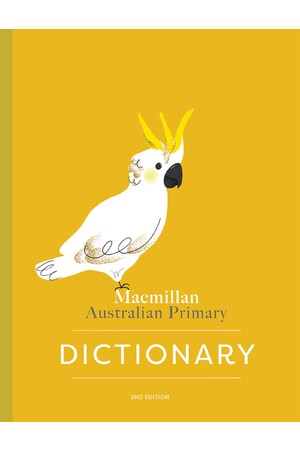 Macmillan Australian Student Dictionary (Ages 6-10)