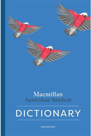 Macmillan Australian Student Dictionary (Ages 10-15)
