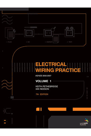 Electrical Wiring Practice 7th Edition - Volume 1: Blended Learning Package