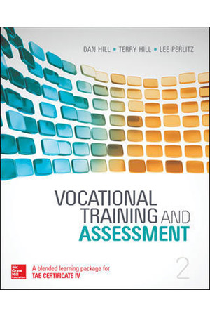 Vocational Training and Assessment: Blended Learning Package - 2nd Edition