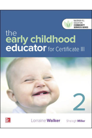 The Early Childhood Educator For Certificate III (Second Edition) - Blended Learning Package