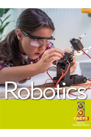Go Facts - Digital Technologies: Robotics