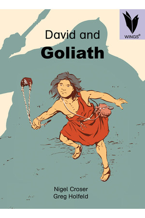 WINGS - Traditional Tales: David and Goliath (Level 21)