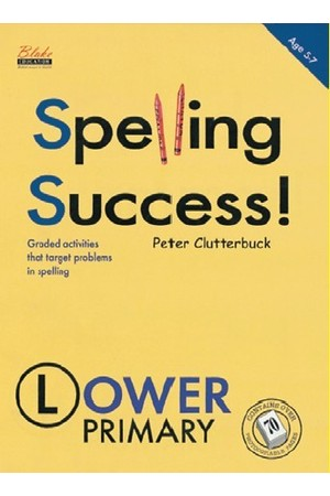 Spelling Success - Lower