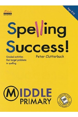 Spelling Success - Middle