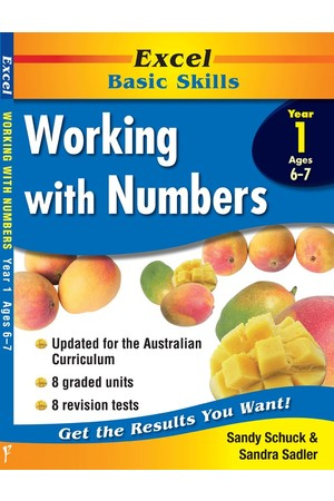Excel Basic Skills - Working With Numbers: Year 1