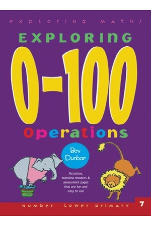 Exploring Maths - Numbers 0-100: Operations
