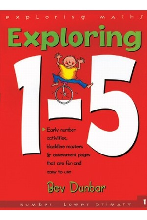 Exploring Maths - Numbers: Exploring 1-5
