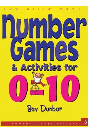 Exploring Maths - Numbers Games and Activities for 0-10