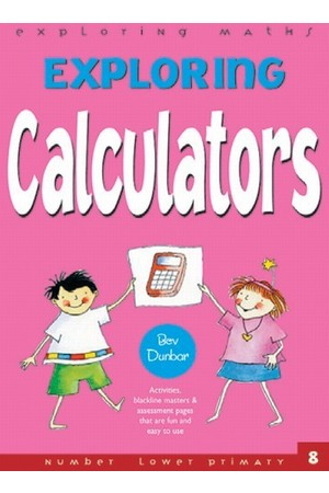 Exploring Maths - Calculators