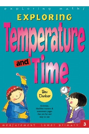 Exploring Maths - Measurement: Temperature and Time