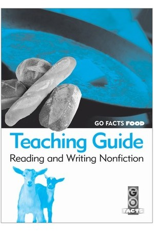 Go Facts - Food: Teaching Guide