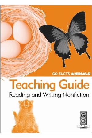 Go Facts - Animals: Teaching Guide