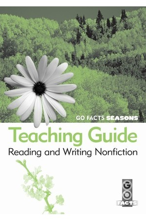 Go Facts - Seasons: Teaching Guide