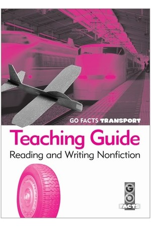Go Facts - Transport: Teaching Guide