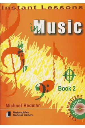 Instant Lessons in Music - Book 2
