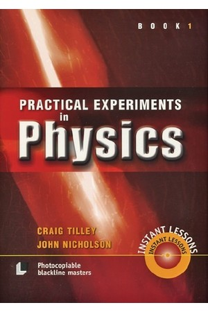 Practical Experiments in Physics - Book 1