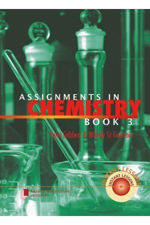 Assignments in Chemistry - Book 3