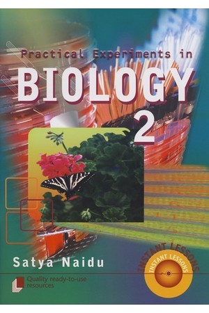 Practical Experiments in Biology - Book 2