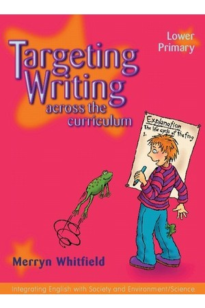 Targeting Writing Across the Curriculum - Lower Primary