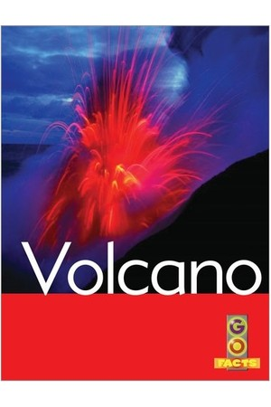 Go Facts - Natural Disasters: Volcano