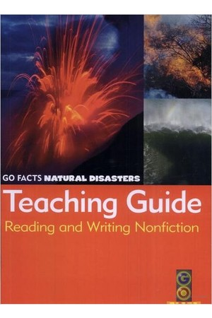 Go Facts - Natural Disasters: Teaching Guide