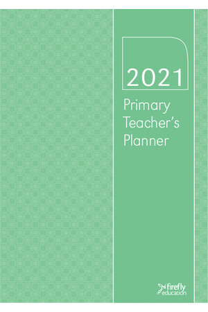 Primary Teacher's Planner 2018