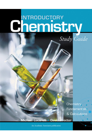 Introductory Chemistry Study Guide