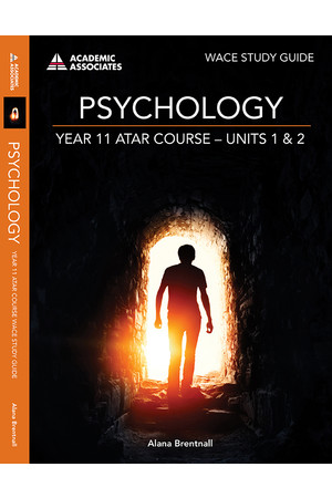 Year 11 ATAR Course Study Guide - Psychology