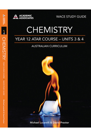 Year 12 ATAR Course Study Guide - Chemistry