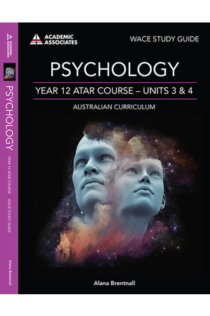 Year 12 ATAR Course Study Guide - Psychology