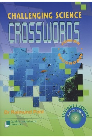 Challenging Science Crosswords - Book 1