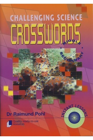 Challenging Science Crosswords - Book 2