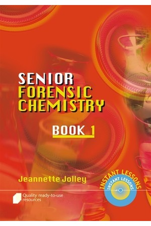 Senior Forensic Chemistry - Book 1