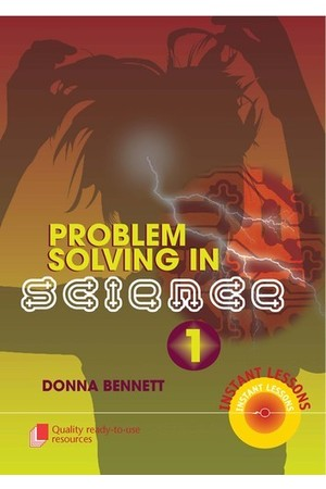 Problem Solving in Science - Book 1