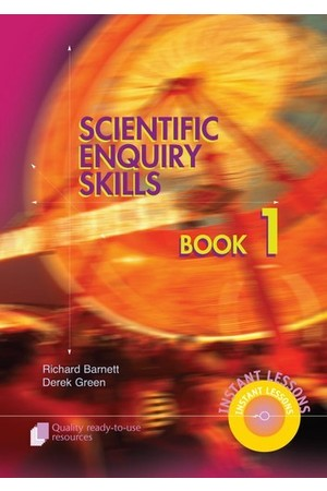 Scientific Enquiry Skills - Book 1