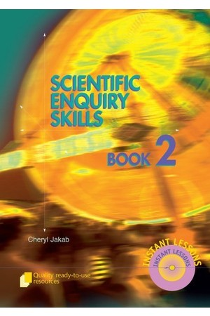 Scientific Enquiry Skills - Book 2