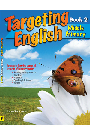 Targeting English - Student Workbook: Middle Primary (Book 2)